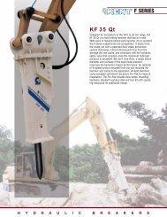 KF 35 Qt - Heavy Equipment Rental