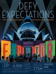 SHOPTHE - Exhibitor Magazine