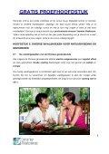 CURSUS NATUURVOEDINGSCONSULENT - Ondernemersschool - Page 5