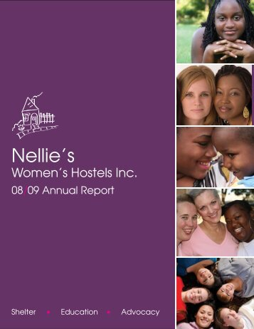 2008/09 Report - Nellies