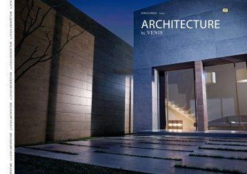 2do. catálogo Venis Arquitecture Porcelanosa ... - Venespa