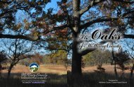 The Oaks of McHenry County - McHenry County Conservation District
