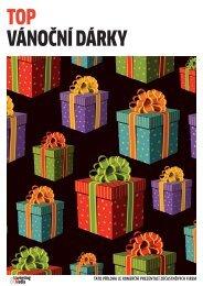 Top vánoční dárky - iHNed