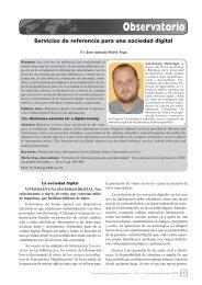 Texto Completo - El profesional de la información