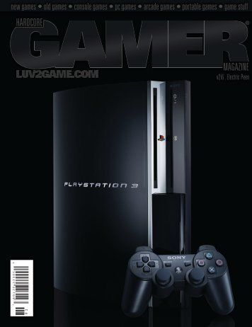 Volume 2 Issue 6 December 2006 Sony ... - Hardcore Gamer