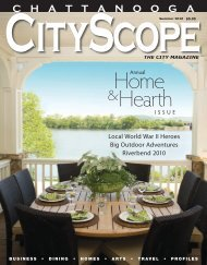Here's - CityScope Magazine