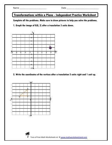 Memorial Day Coordinates - Math Worksheets Land