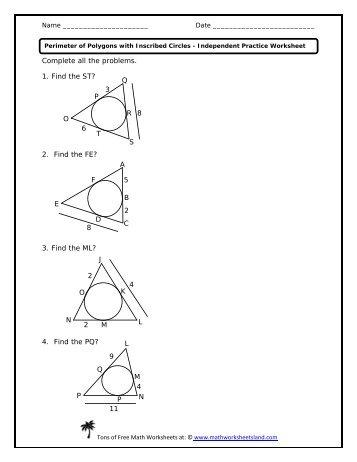 math worksheet : name : Independent Practice Math Worksheet
