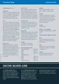 Technical Data and Furnishing Versions - Page 2