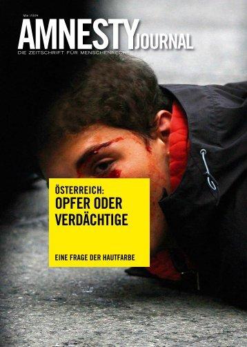 AI Journal 209:Layout 1 - Amnesty International Österreich