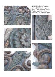 17. századi Piéta szárnyasoltár restaurálásának képes beszámolója