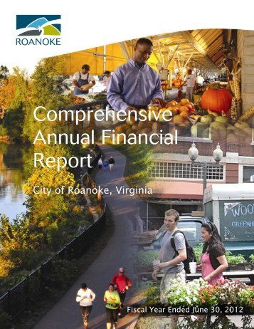Comprehensive Annual Financial Report - Roanoke