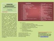 View brochure [PDF 61.84 KB] - PreventionWeb