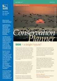 Conservation Planner 21 - RSPB
