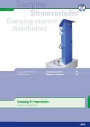Art. Camping-Stromverteiler - ELEKTRA Tailfingen