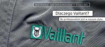 Dlaczego Vaillant?