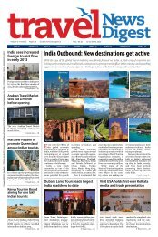 April - Travel News Digest