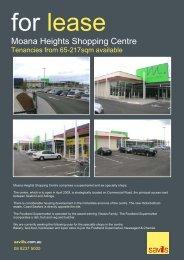 Moana Heights Shopping Centre - Realestate.com.au