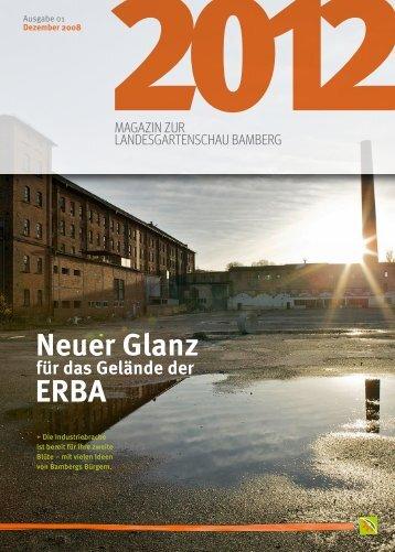 Neuer Glanz ERBA
