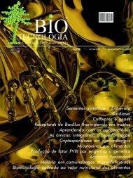 Aprendendo com as agrobacterias - Biotecnologia