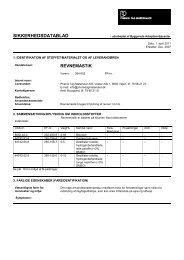 Revnemastik - Produkt nr. 364 - Phønix Tag Materialer