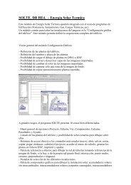 SOLTE. DB HE4. – Energia Solar Termica - Solarweb