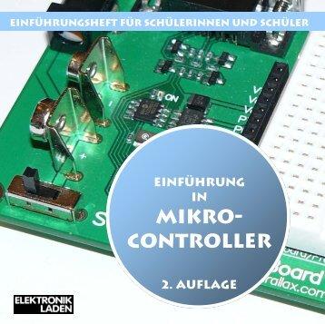 Einführung in Mikrocontroller - Elektronikladen