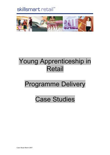 Programme Delivery Case Studies - People 1st