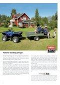 ATV Arbetsfordon samt tillbehör 2013 - Yamaha Motor Europe - Page 2