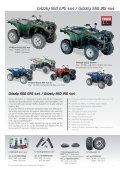 ATV Arbetsfordon samt tillbehör 2013 - Yamaha Motor Europe - Page 7