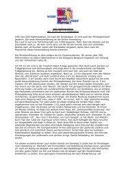 Heidelberg SAS Halbmarathon - SV Windhagen