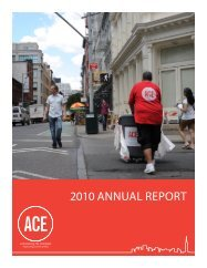 2010 ANNUAL REPORT - ACE a