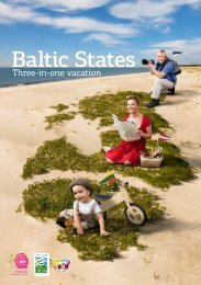Baltic States - Latvian Tourism Development Agency
