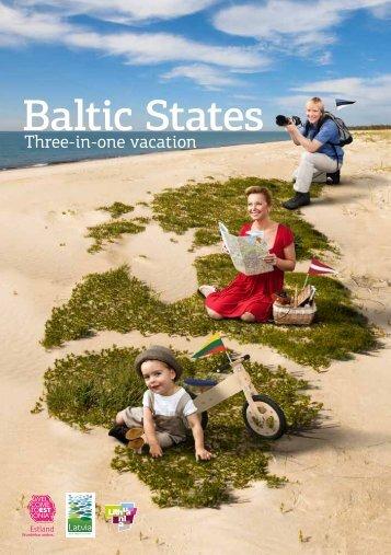 Baltic States - Latvian Tourism Development Agency