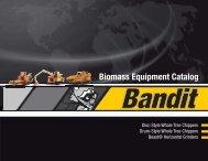 Biomass Equipment Catalog - Bandit Tree Equipment