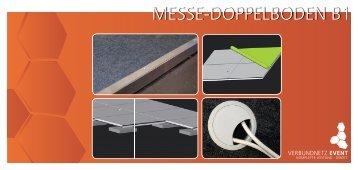 Flyer Messeboden (PDF , 581 K) - Verbundnetz Event