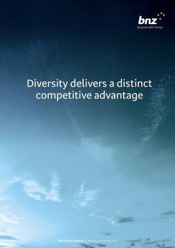 BNZ-Diversity-Case-Study