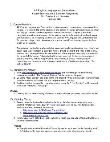 Ap us 2006 essay writing