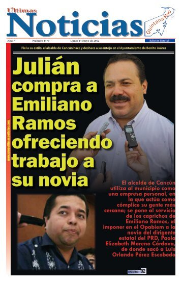 14 - Ultimas Noticias Quintana Roo