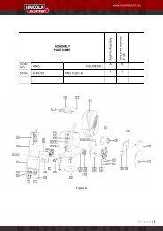 w w w .lincolnelectric.eu Strona | 1 - Lincoln Electric - documentations