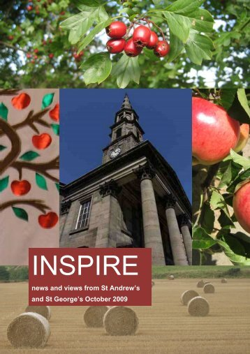 INSPIRE - St Andrew's & St George's