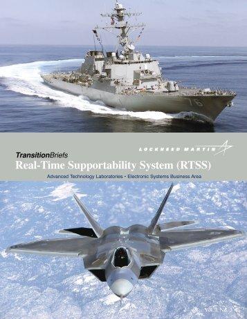 Download pdf version - Lockheed Martin Advanced Technology ...