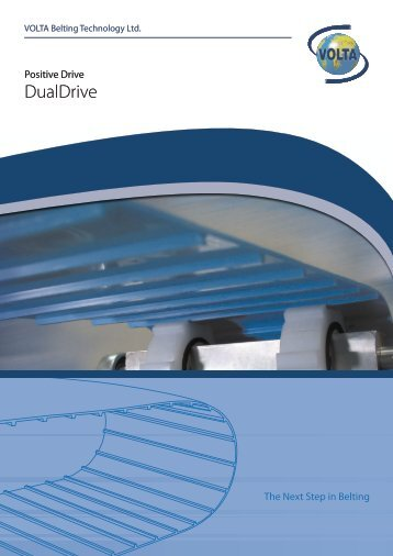 DualDrive - Volta Belting Technology Ltd.