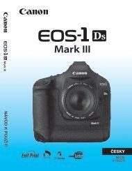 Canon EOS 1Ds Mark III