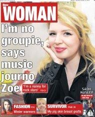 Gaz New Woman 15 10 12 - Newsquest