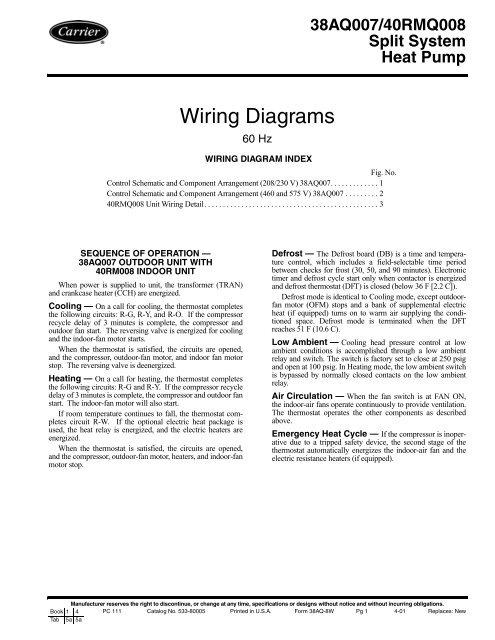 Wiring Diagrams - Docs.hvacpartners.com on