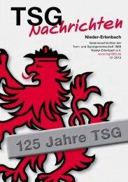 Ausgabe 201 - TSG 1888 Nieder Erlenbach