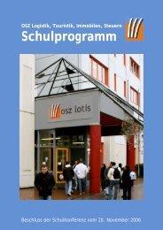Schulprogramm - OSZ Lotis Berlin