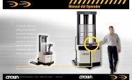 Usted es el componente principal. - Crown Equipment Corporation