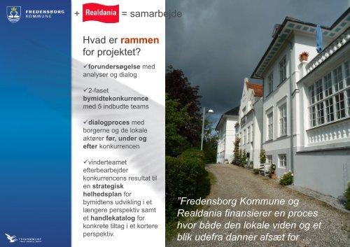 Oplæg af Kirsten Højgaard Mollerup, Fredensborg Kommune